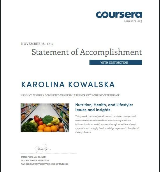 dietetyk karolina kowalska